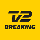 TV2 Breaking News' logo